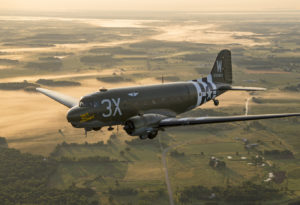 That's All, Brother – The airplane that led the main airborne